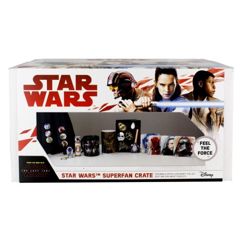 Star Wars Superfan Crate