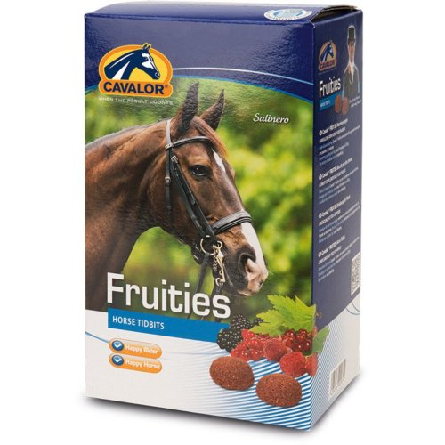 Fruities Cavalor Low Sugar Horse Treats, 1.1 lb