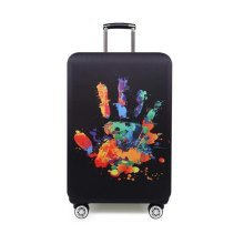 Cool Travel Luggage Cover Suitcase Protector Fits 18-20 Inch Luggage #2