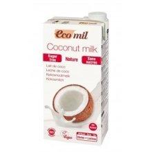 ECOMIL - Organic Coconut Milk Sugar Free