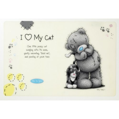 Me To You ® Cat Feeding Mat (Pack of 12)