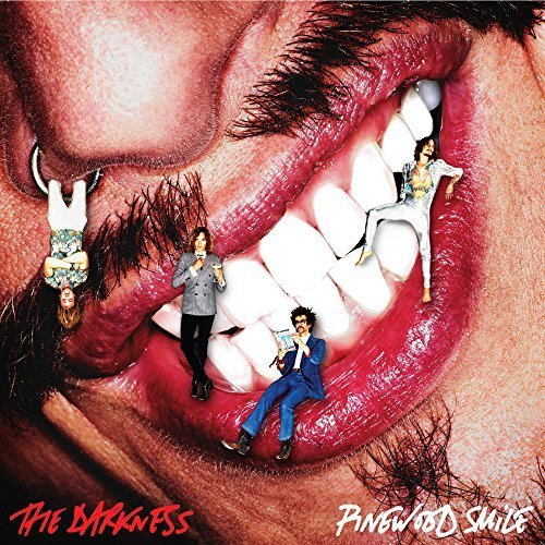 The Darkness - Pinewood Smile | CD Album