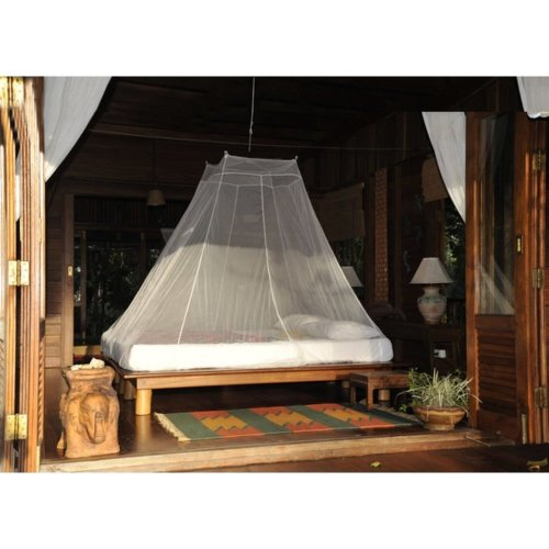 Cocoon Travel Mosquito Net Ultralight Double (White)