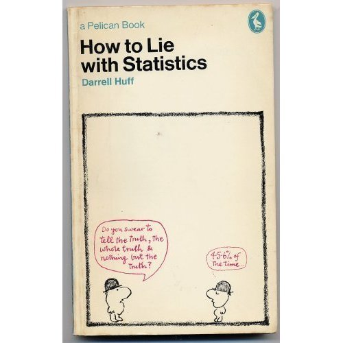 How to Lie with Statistics (Pelican)