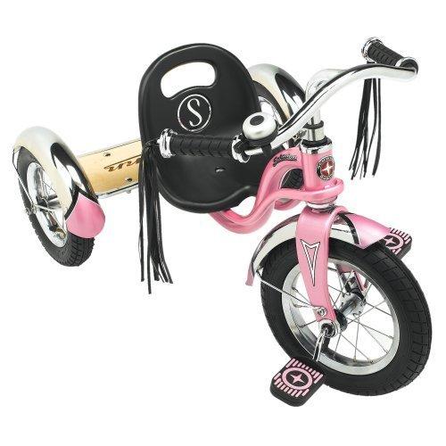 Schwinn Roadster KidS Tricycle 12 Inch Wheels Pink