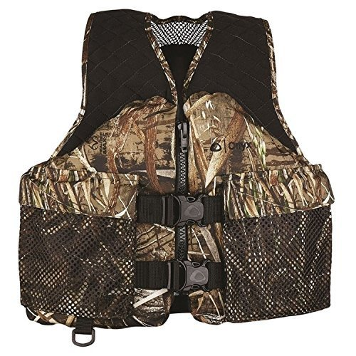 Onyx Mesh Shooting Sport Vest Camouflage 2X Large