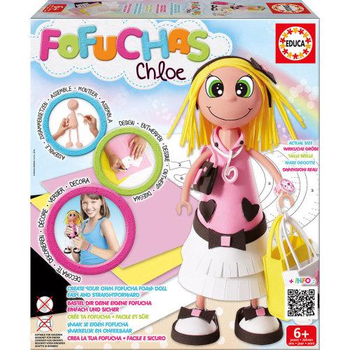 EDUCA Fofuchas Chloe Foam Doll (17033)