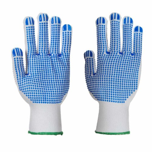 sUw - Polka Dot Double Sided Gripper Glove (1 Pair Pack)