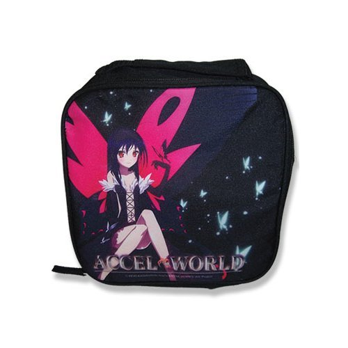 Lunch Bag - Accel World - New Kuroyukihime Anime Toys Licensed ge11113