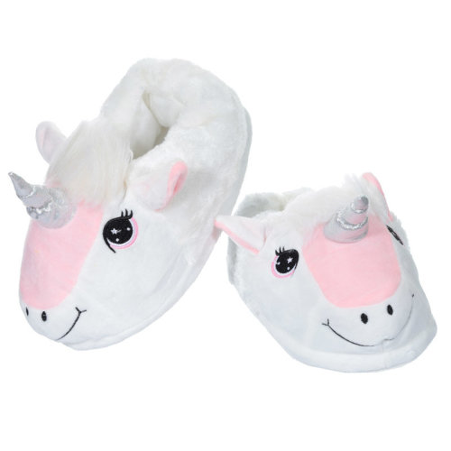 Unisex Unicorn Slippers | Adult Novelty Unicorn Slippers