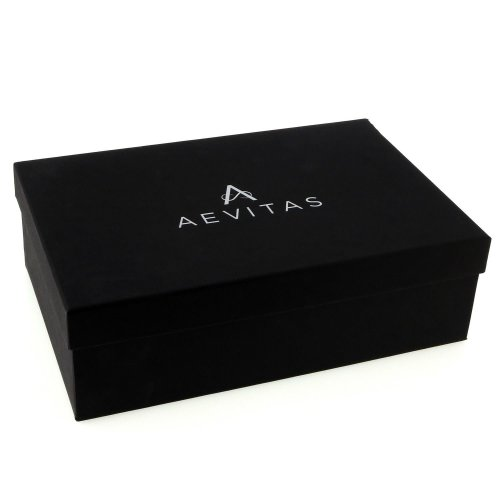 Piano Black Watch Collectors Box for 10 Wrist watches by Aevitas