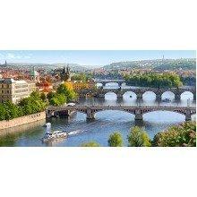 Csc400096 - Castorland Jigsaw 4000 Pc - Vltava Bridges in Prague