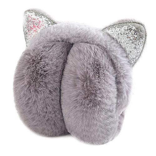 Lovely Earmuffs Plush Earmuff Warm Earmuffs Ear Protection For Kids [K]