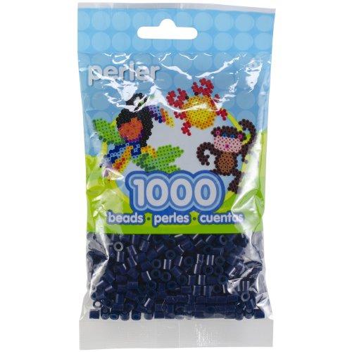 Perler Beads 1,000/Pkg-Midnight