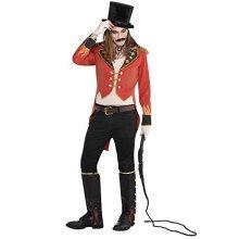 Halloween Circus Men's Ringmaster Adult Tailcoat -