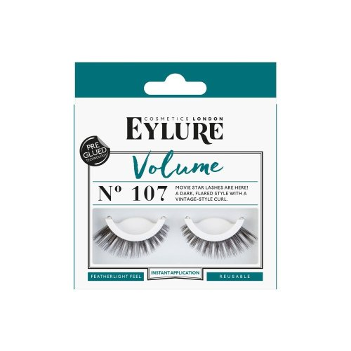 Eylure Volume Pre-Glued Lashes Number 107