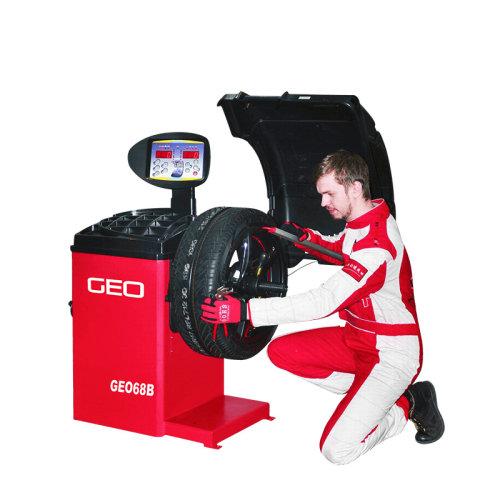 GEO Pro Fully Automatic Wheel Balancer