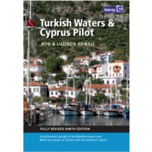 Turkish Waters and Cyprus Pilot (Mediterranean pilots & charts)