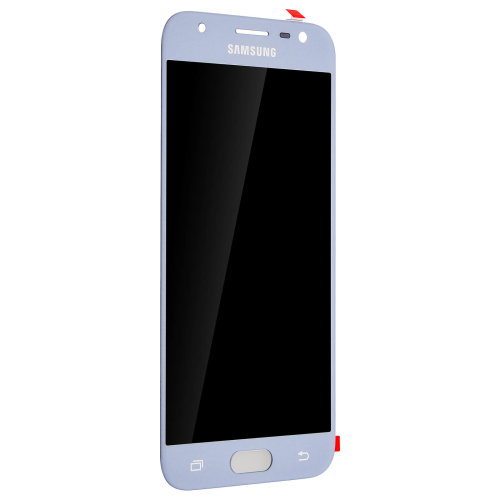 LCD replacement part with touchscreen for Samsung Galaxy J3 2017 – Silver