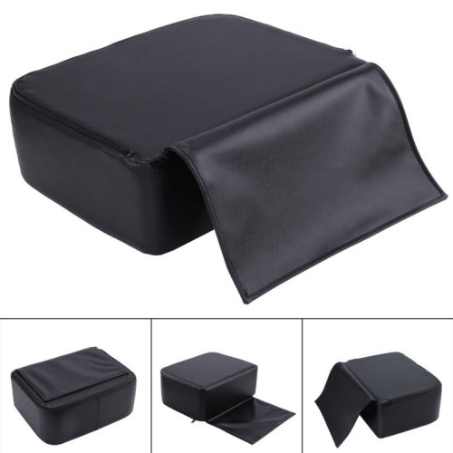 Barber Child Kids Cushion Chair Seat Booster Haircut Salon Extra Thick in Black