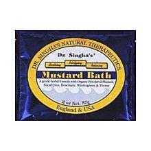 Mustard Bath 2 oz, ( Multi-Pack)