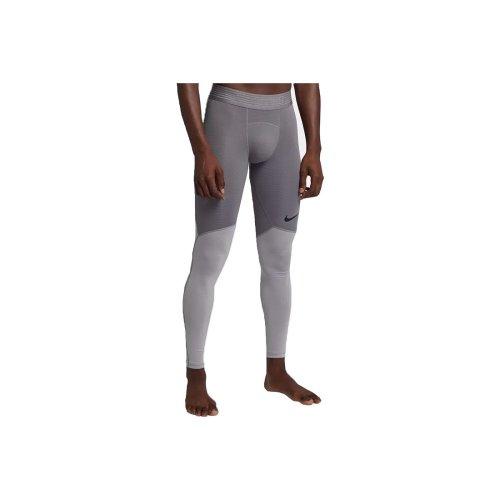 Nike Pro HyperCool 888295-061 Mens Grey leggings
