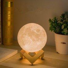 12cm 3D Magical Moon Lamp