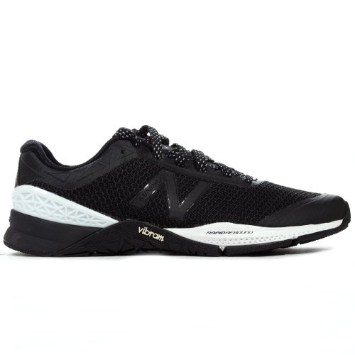 New Balance Minimus 40 Mens Training Fitness Trainer Shoe Black