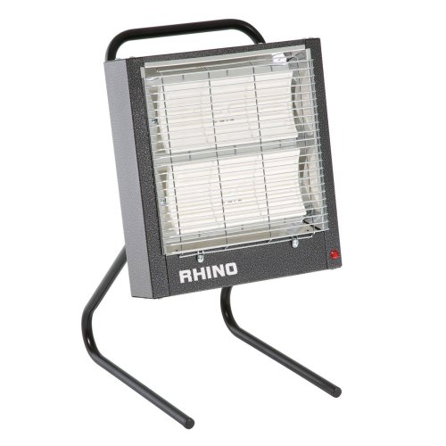 Rhino CH3 Electric 3Kw Ceramic Heater H02700/01 - 240v