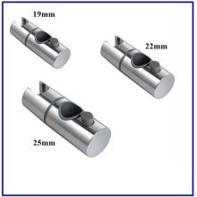 Chrome Shower Slider 19mm, 22mm, 25mm, Shower Head Holder