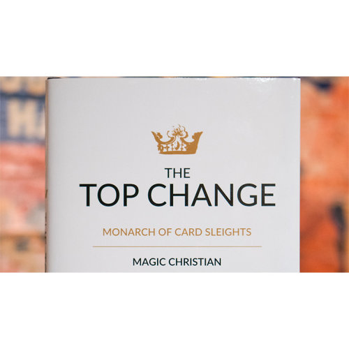 The Top Change by Magic Christian (Hardcover) - Book