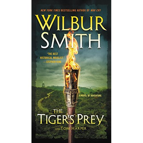 The Tiger's Prey: A Novel of Adventure (Courtney Family Novels)