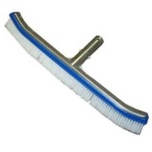 "Swimmer 18"" Aluminium Backed Swimming Pool Brush with Nylon Bristles"