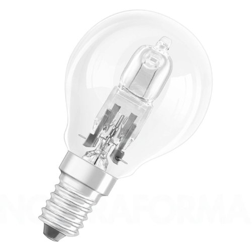 35W Philips EcoClassic 28W E14 SES 2800K Energy Saving Dimmable ...