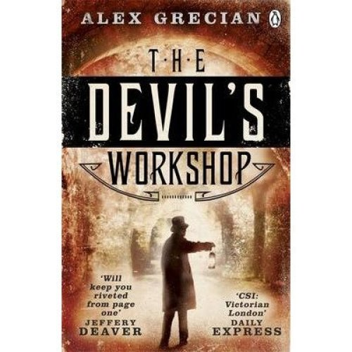 The Devil's Workshop: Book 3