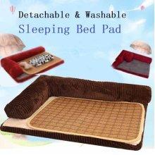 HAPET Washable Thickened Dog Sleeping Bed Pad Sofa Mat