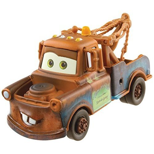 Disney Pixar Cars Mater (Radiator Springs Series, # 1 of 19)