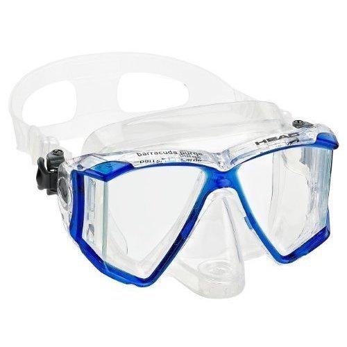 HEAD Mares Adult Barracuda Purge Mask Scuba Diving Snorkeling Dive Mask