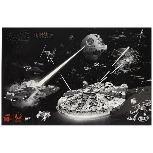 Hasbro Star Wars The Black Series Risk | Star Wars Board Game