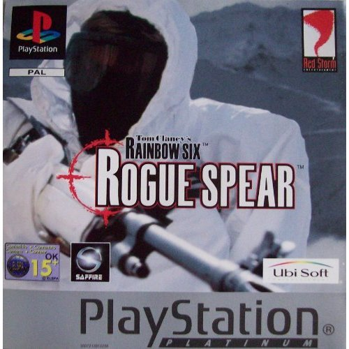 Tom Clancy's Rainbow Six: Rogue Spear - Rainbow Six: Rogue Spear-Platinum Range