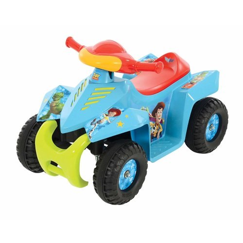 Disney Toy Story M009000 Mini Battery Operated Quad