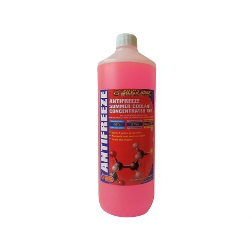 Silverhook SHAR1 Concentrated Red Antifreeze O.A.T. 1 Litre