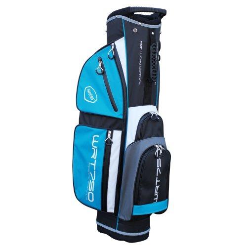 Masters WR750 Waterproof Lightweight Cart Trolley Golf Bag Black/Aqua