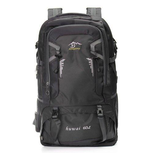 IPRee™ 60L Climbing Shoulder Backpack Camping Hiking Trekking Mountaineering Rucksack Bag