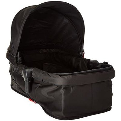phil&teds Voyager Pushchair Doubles Kit, Black