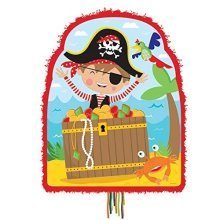 Little Pirate Pull Pinatas