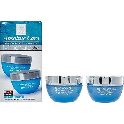 Absolute Care Minerals Plus, Moisturizing Day Cream +