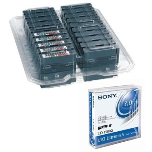 Sony 20LTX1500GNLP blank data tape