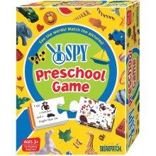 I Spy Preschool Game-