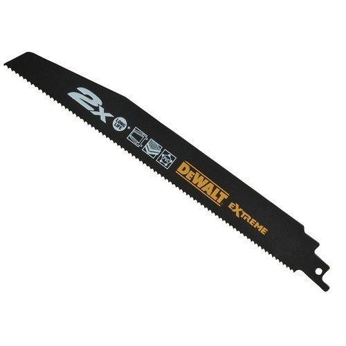 DeWalt DT2301L-QZ 2X Life General Purpose Reciprocating Blades 152mm Pack of 5